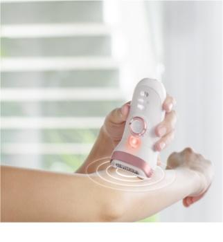 Braun Silk-épil 9 SensoSmart Wet & Dry 9/870 epilátor intelligens nyomásérzékelővel