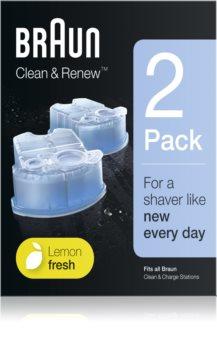Braun Series Clean & Renew Ersatzfüllung für Reinigungsstation