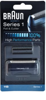 Braun Series 1  11B CombiPack Foil & Cutter lame de rasoir et couteau