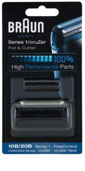 Braun Series 1  10B/20B CombiPack CruZer Foil & Cutter Foil and Cutter