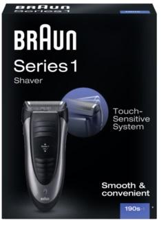 Braun Series 1  190s -1 borotva