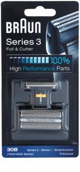 Braun Series 3  30B CombiPack Foil & Cutter Fólia és vágó