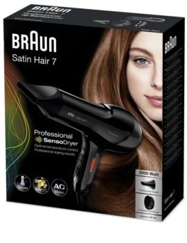 Braun Satin Hair 7 HD 785 sušilo za kosu