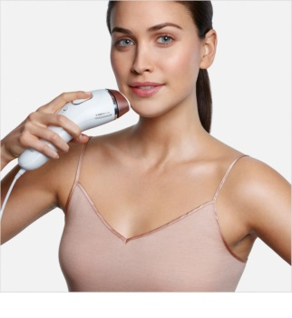 Braun Silk Expert IPL BD 5008 IPL Face and Body Epilator + Face Cleansing Brush