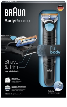 Braun Body Groomer  BG5010 Trimmer and Shaver