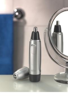 Braun Exact Series EN10 zastrihávač chĺpkov v nose a ušiach