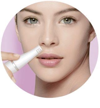 Braun Face  830 Epilierer mit Reinigungsbürstchen für das Gesicht