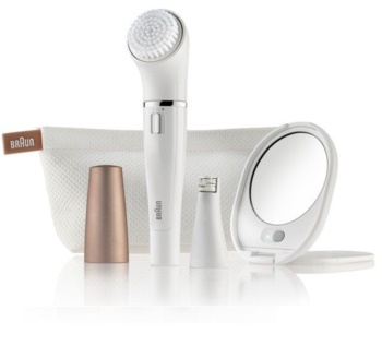 Braun Face 831 epilatore con spazzola di pulizia