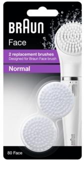 Braun Face  80 Normal zamjenske glave 2 kom
