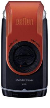 Braun MobileShave  M-60r машинка за бръснене за пътуване