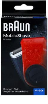 Braun MobileShave  M-60r utazó borotva készlet
