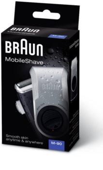 Braun MobileShave  M-90 Travel-Rasierer