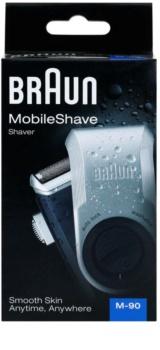 Braun MobileShave  M-90 utazó borotva készlet