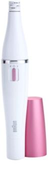 Braun Face  832s Sensitive Beauty epilátor az arcra