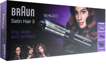 Braun Satin Hair 3 AS 330 phon arricciacapelli