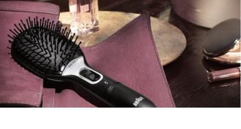 Braun Satin Hair 7 Iontec BR710 Hair Brush
