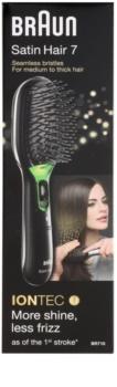 Braun Satin Hair 7 Iontec BR710 kefa na vlasy