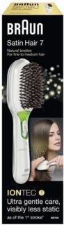Braun Satin Hair 7 Iontec BR750 kefa na vlasy