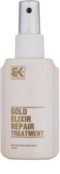 Brazil Keratin Gold trattamento all'olio nutriente e idratante