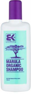 Brazil Keratin Marula Organic sampon keratinnal és marula olajjal