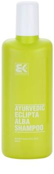 Brazil Keratin Ayurvedic Eclipta shampoing naturel aux herbes sans sulfates ni parabènes