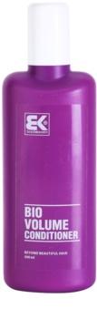 Brazil Keratin Bio Volume après-shampoing pour donner du volume