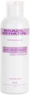 Brazil Keratin Coco speciális ápolás a sérült haj kisimítására és helyreállítására
