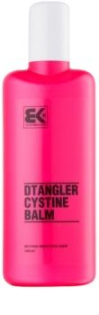 Brazil Keratin Cystine Balsam für die leichte Kämmbarkeit des Haares