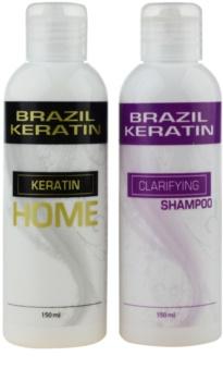 Brazil Keratin Home kozmetični set I. (za neobvladljive lase)