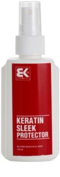 Brazil Keratin Keratin kisimító spray a hajformázáshoz, melyhez magas hőfokot használunk