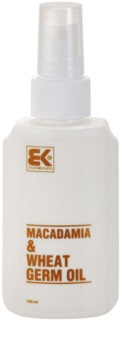 Brazil Keratin Macadamia & Wheat Germ Oil ulei pentru par si corp