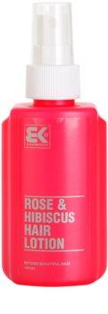Brazil Keratin Rose & Hibiscus Verzorgende Behandeling  met Keratine Complex