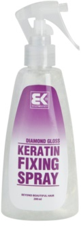 Brazil Keratin Styling Keratin-Fixing Spray mit Glitzerteilchen
