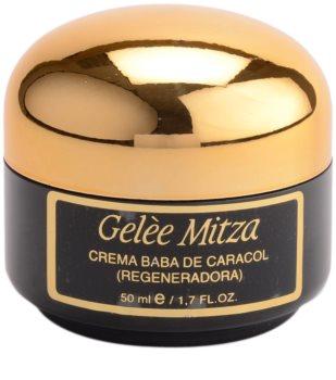 Brische Gelee Mitza creme regenerador   com extrato de caracol