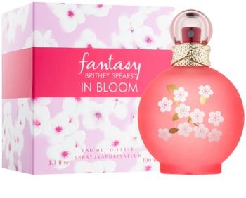 Britney Spears Fantasy in Bloom Eau de Toilette für Damen 100 ml