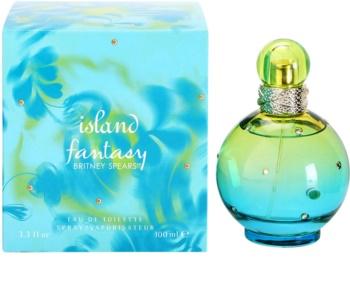 Britney Spears Fantasy Island eau de toilette pentru femei 100 ml