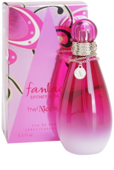 Britney Spears Fantasy The Nice Remix eau de parfum per donna 100 ml