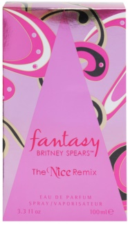 Britney Spears Fantasy The Nice Remix eau de parfum pour femme 100 ml