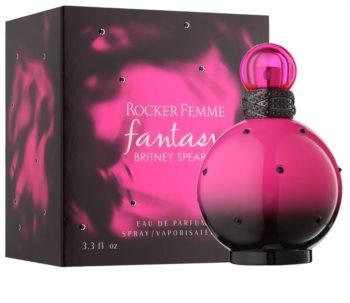 Britney Spears Fantasy Rocker Femme eau de parfum pour femme 100 ml