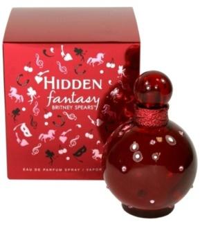 Britney Spears Hidden Fantasy eau de parfum per donna 100 ml