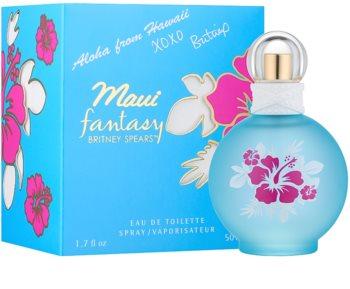 Britney Spears Fantasy Maui eau de toilette pentru femei 50 ml