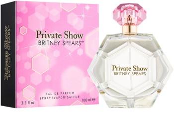 Britney Spears Private Show Eau de Parfum voor Vrouwen  100 ml
