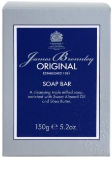 Bronnley James Original tuhé mýdlo pro muže