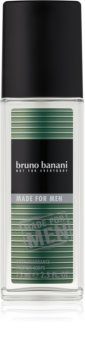 Bruno Banani Made for Men déodorant avec vaporisateur pour homme 75 ml