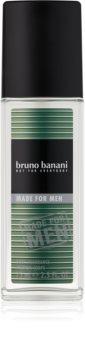 Bruno Banani Made for Men déodorant avec vaporisateur pour homme