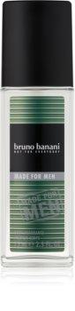 Bruno Banani Made for Men deodorant s rozprašovačem pro muže 75 ml