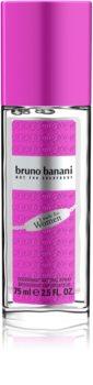 Bruno Banani Made for Women Deo mit Zerstäuber für Damen 75 ml