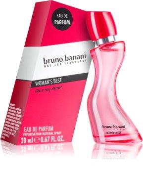 Bruno Banani Woman's Best eau de parfum para mulheres 20 ml
