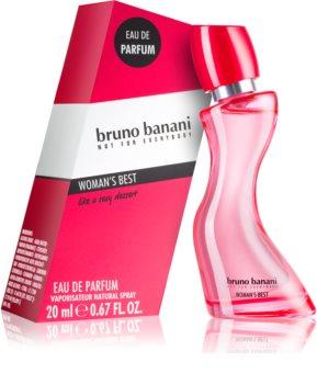 Bruno Banani Woman's Best Eau de Parfum voor Vrouwen  20 ml