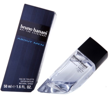 Bruno Banani About Men Eau de Toilette for Men 50 ml
